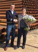 Al 12,5 jaar zorgt Jovanka Savanović voor een schoon interieur bij ons in Moerdijk.