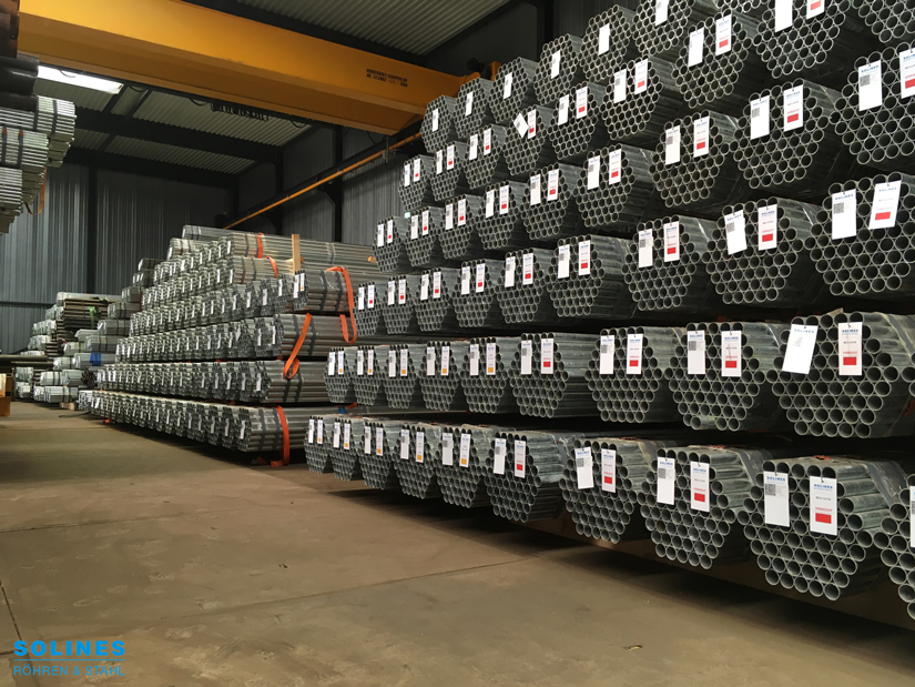 Galvanized Pipes for Sale