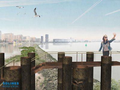 Buispalen 610mm voor eerste Maaspoint in Rotterdam 5
