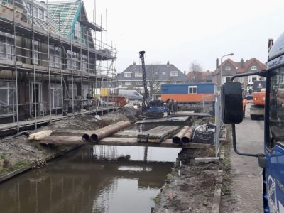 Project - Stalen buizen voor bruggen